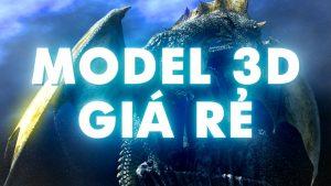 tài khoản model 3d giá rẻ