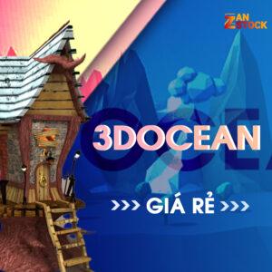 3DOCEAN GIA RE ZANSTOCK 2 - Zan Stock