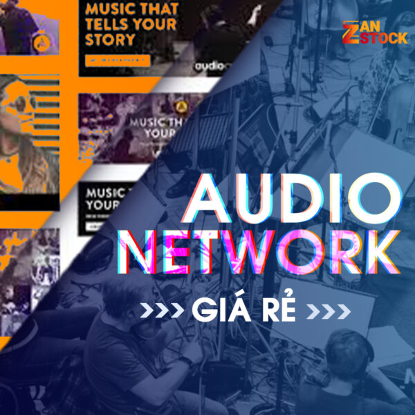 AUDIO NETWORK GIA RE ZANSTOCK - Zan Stock