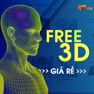 FREE3D GIA RE ZANSTOCK - Zan Stock