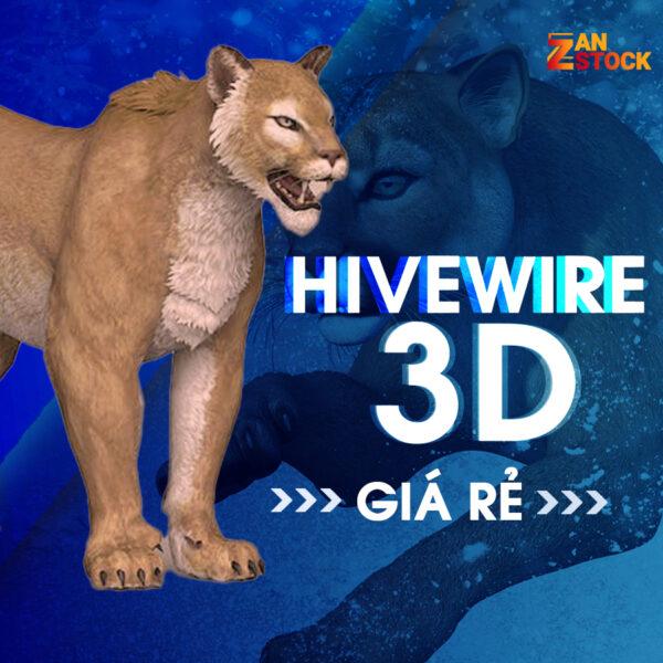 HIVEWIRE 3D GIA RE ZANSTOCK 2 - Zan Stock