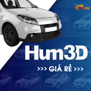 HUM3D GIA RE ZANSTOCK - Zan Stock