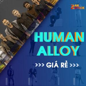 HUMAN ALLOY GIA RE ZANSTOCK - Zan Stock