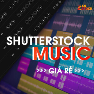 SHUTTERSTOCK MUSIC GIA RE ZANSTOCK - Zan Stock