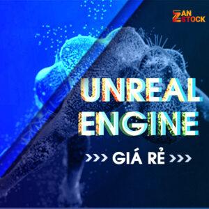 UNREAL ENGINE GIA RE ZANSTOCK - Zan Stock