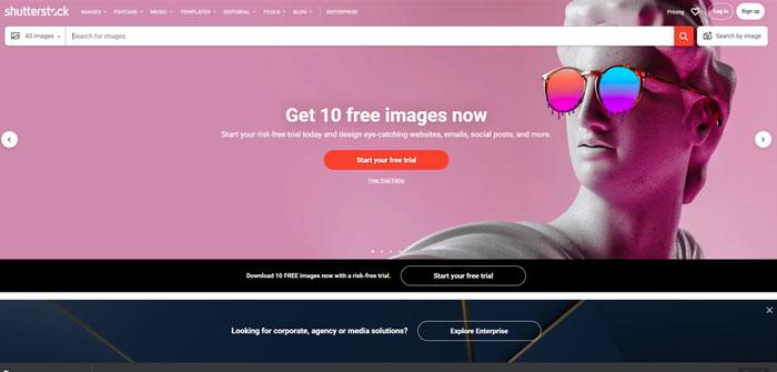 Mua Shutterstock Video Giá Rẻ Bản Quyền Uy Tín Chất Lượng 100%