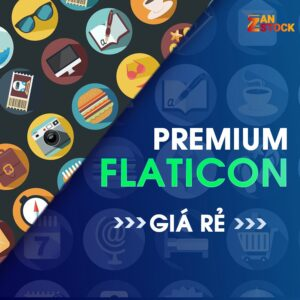 FLATICON GIA RE ZANSTOCK - Zan Stock